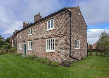 Thumbnail 4 bed detached house to rent in Main Street, Bilbrough, York, North Yorkshire