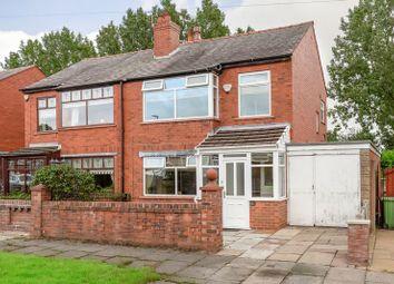 Thumbnail 3 bedroom semi-detached house for sale in Villa Avenue, Wigan
