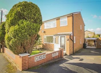Thumbnail 3 bed semi-detached house for sale in Stirling Close, Clitheroe, Lancashire