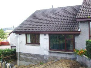 Thumbnail 2 bed bungalow to rent in Struan Drive, Fife