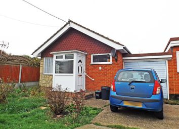 Thumbnail 1 bed bungalow for sale in Marcos Road, Canvey Island, Essex