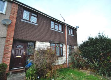 Thumbnail 3 bed end terrace house for sale in Charlton Road, Keynsham, Bristol