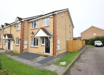 Thumbnail 3 bed end terrace house for sale in Halsey Drive, Hemel Hempstead