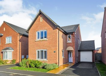 Thumbnail 4 bed detached house for sale in Baneberry Way, Stenson Fields, Derby