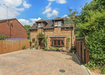 Thumbnail 4 bed detached house for sale in Bulbourne Court, Tring