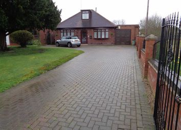 Thumbnail 3 bed detached bungalow for sale in Marsh Lane, Water Orton, North Warwickshire