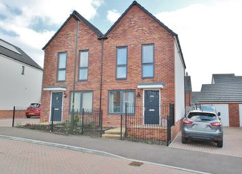 Thumbnail 2 bed semi-detached house for sale in Cinders Crescent, Cinderford