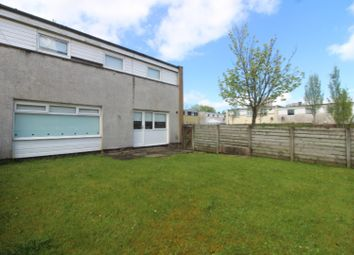 Thumbnail 4 bed end terrace house for sale in Glenhove Road, Glasgow