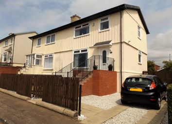 Thumbnail 3 bed semi-detached house for sale in Samson Avenue, Kilmarnock