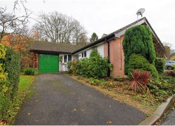 Thumbnail 3 bed detached bungalow for sale in Chestnut Drive, Southampton