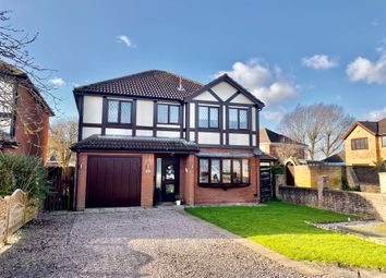 Thumbnail 4 bed detached house for sale in Baxter Gardens, Spalding