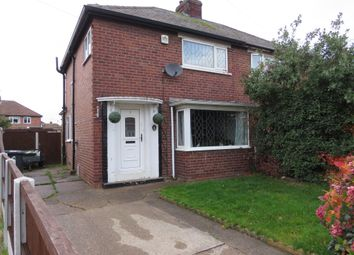 Thumbnail 3 bed semi-detached house for sale in Baldwin Avenue, Off York Road, Doncaster