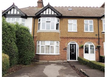Thumbnail 4 bed terraced house for sale in Hunters Way, Gillingham