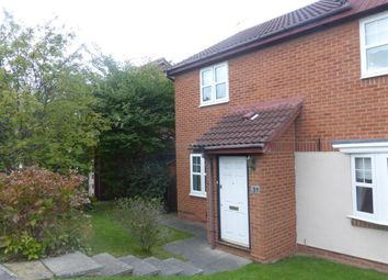 Thumbnail 2 bed semi-detached house to rent in Tintagel Close, Hartlepool