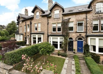 Thumbnail 4 bed terraced house for sale in Beechwood Crescent, Harrogate