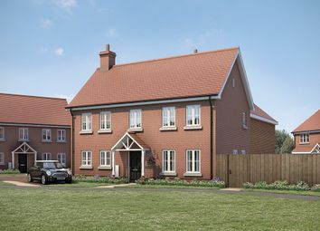 "Thumbnail 4 bed property for sale in ""The Montpellier"" at Christie Avenue, Ringmer, Lewes"