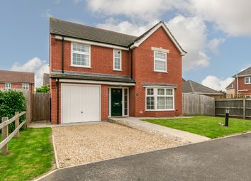 Thumbnail 4 bed detached house for sale in Stanhope Way, Boston