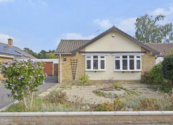 Thumbnail 2 bed detached bungalow for sale in Heathfield Road, West Moors, Ferndown