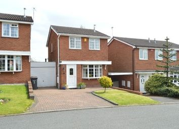 Thumbnail 3 bed detached house to rent in Sudbury Place, Westbury Park, Newcastle-Under-Lyme