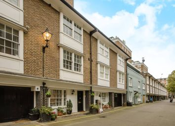 Thumbnail 3 bed property for sale in Bryanston Mews West, Marylebone