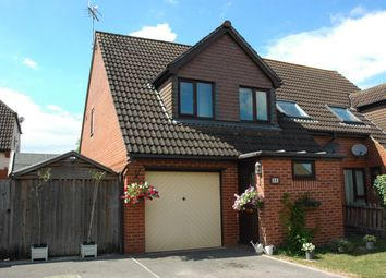 Thumbnail 4 bed property for sale in Honeyfields, Gillingham, Dorset