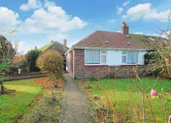 Thumbnail 1 bed semi-detached bungalow for sale in Poplar Drive, Herne Bay