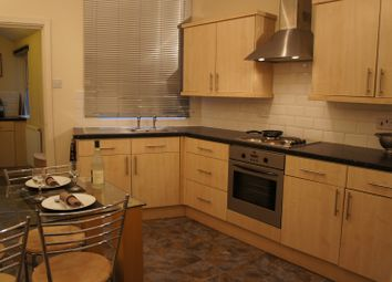 Thumbnail 4 bed end terrace house to rent in Peveril Street, City Centre, Nottingham