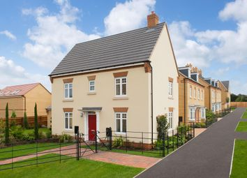 "Thumbnail 3 bed detached house for sale in ""Hadley"" at Southern Cross, Wixams, Bedford"