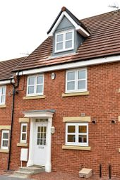 Thumbnail 4 bed town house for sale in Robinson Grove, Crook