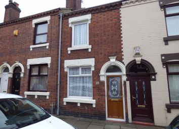 Thumbnail 2 bed terraced house to rent in Masterson Street, Stoke-On-Trent