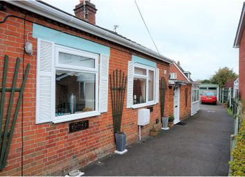 Thumbnail 2 bed semi-detached bungalow for sale in Hill Lane, Colden Common, Winchester