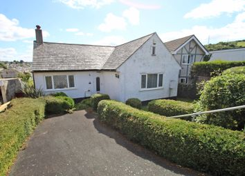 Thumbnail 2 bed detached bungalow for sale in St. Johns Drive, Hooe, Plymouth, Devon