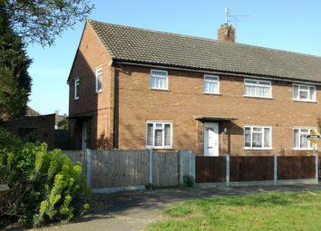Thumbnail 2 bedroom maisonette for sale in Coats Hutton Road, Colchester, Essex