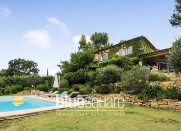 Thumbnail 4 bed property for sale in Le Rouret, Alpes-Maritimes, 06650, France