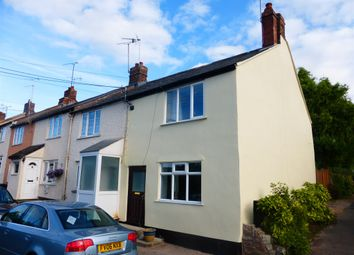 Thumbnail 2 bed end terrace house for sale in Shutewater Hill, Bishops Hull, Taunton