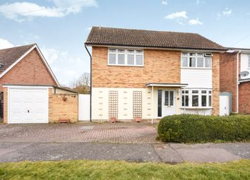 Thumbnail 3 bed detached house for sale in Plovers Mead, Wyatts Green, Brentwood
