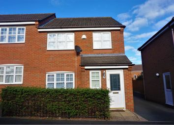 Thumbnail 3 bed semi-detached house for sale in Jubilee Gardens, Birmingham
