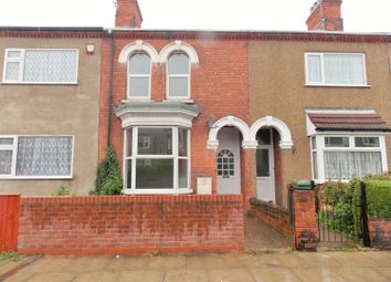 Thumbnail 3 bed terraced house to rent in Wellington Street, Grimsby