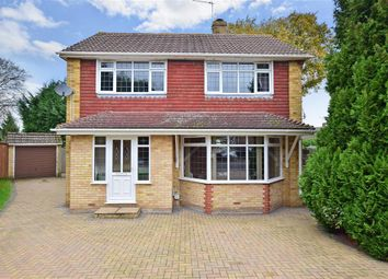 Thumbnail 4 bed detached house for sale in Rutland Place, Wigmore, Gillingham, Kent