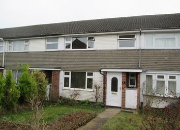 Thumbnail 3 bed terraced house to rent in Minster Road, Royston