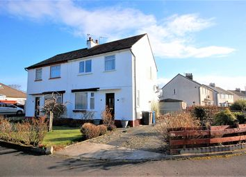 Thumbnail 3 bed semi-detached house for sale in Highfield Drive, Stevenston