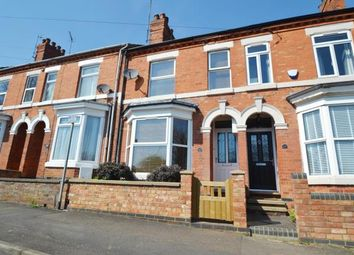 Thumbnail 3 bed terraced house for sale in Dryden Road, Wellingborough, Northamptonshire