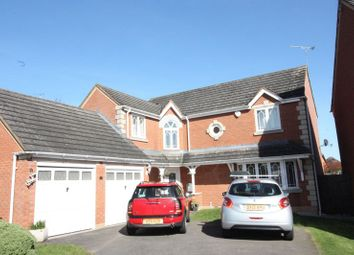 Thumbnail 5 bedroom detached house for sale in Lilacvale Way, Coventry