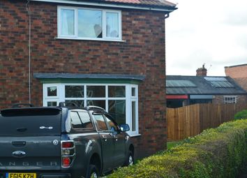 Thumbnail 3 bed semi-detached house to rent in Beverley Avenue, Belgrave