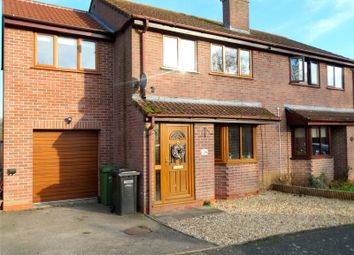 Thumbnail 4 bed semi-detached house for sale in Hawthorne Close, Drakes Broughton, Worcester