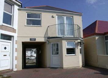 Thumbnail 2 bed flat for sale in St. Thomas Road, Newquay
