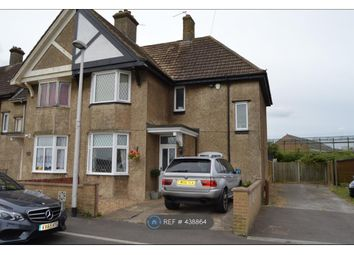 Thumbnail 3 bed semi-detached house to rent in Sir Evelyn Road, Rochester