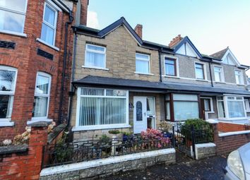 Thumbnail 2 bed terraced house for sale in Oakland Avenue, Belfast