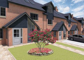 Thumbnail 3 bed town house for sale in Windsor Place, Congleton