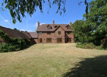 Thumbnail 6 bed detached house for sale in Watton Road, Datchworth, Knebworth, Hertfordshire